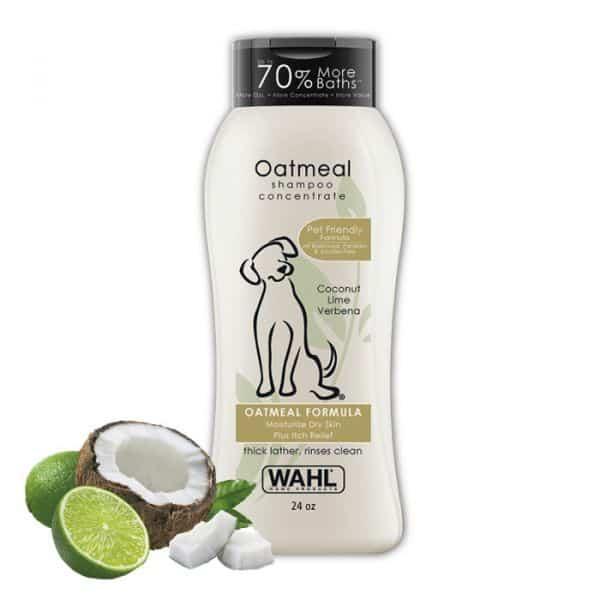 wall oatmeal dog shampoo review
