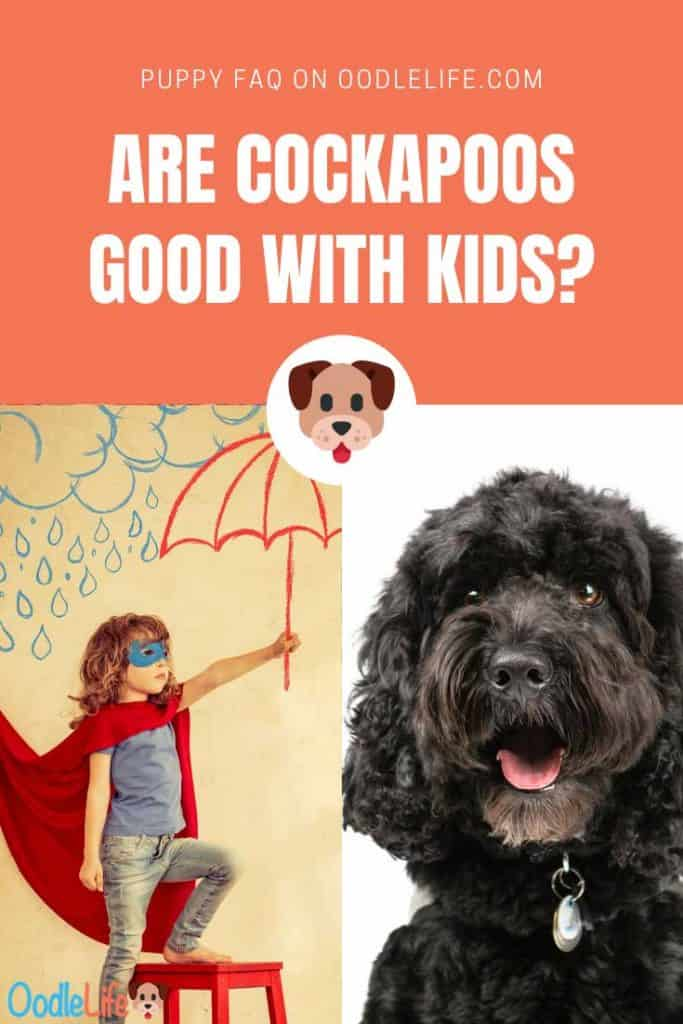 are cockapoos good with kids