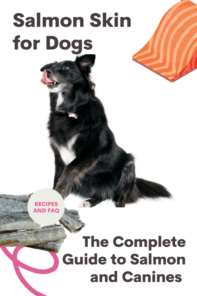 salmon skin for dogs