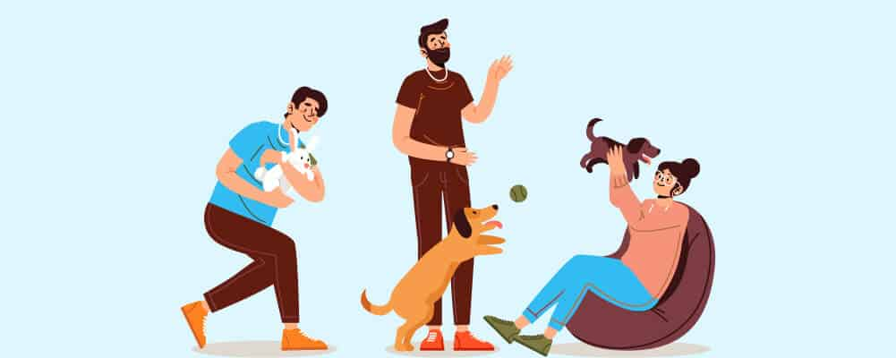 How To Socialize With Others - animals and humans